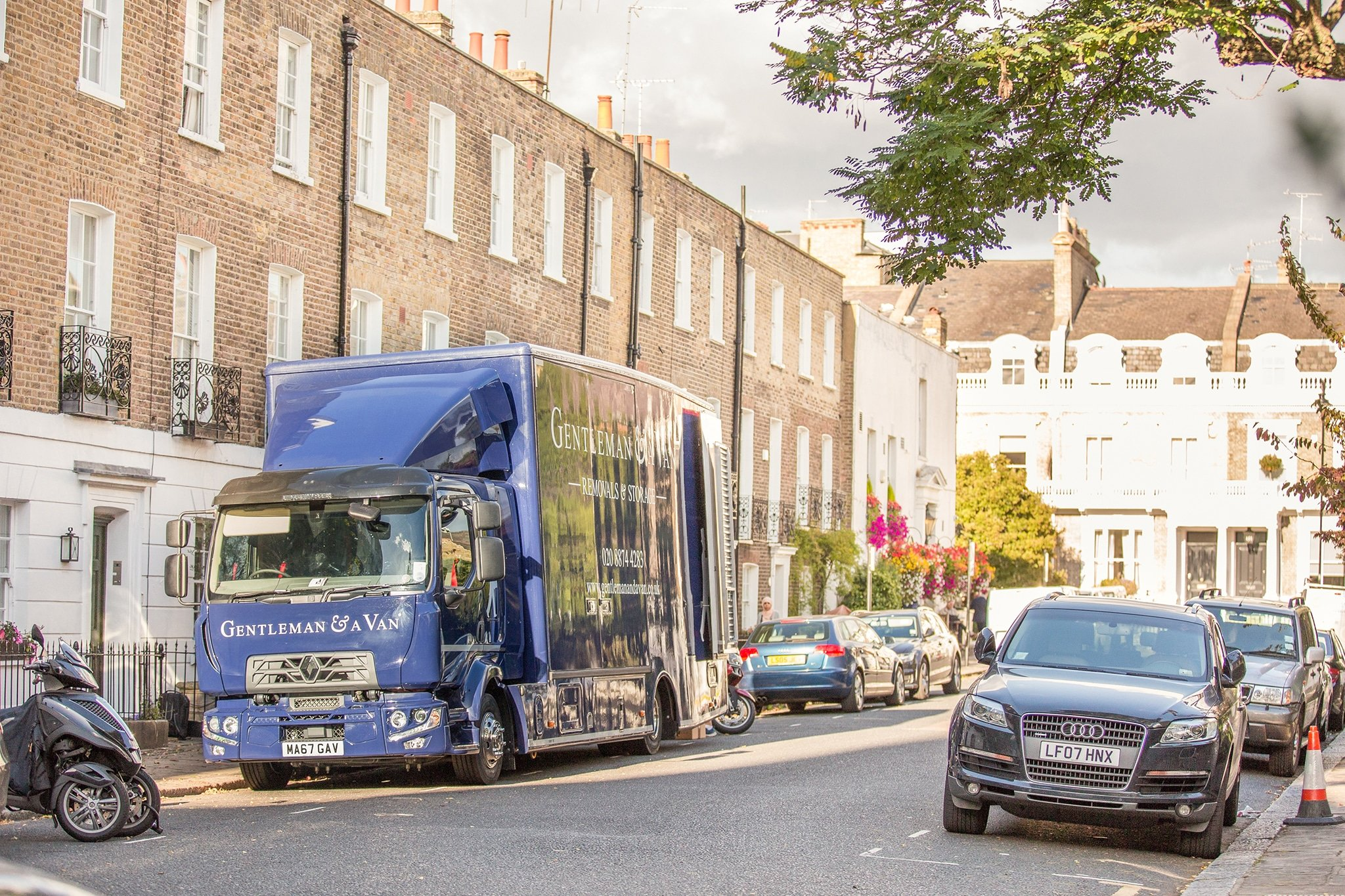 A Removals Service for Every Situation in South West London